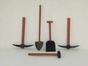 Painted Tools